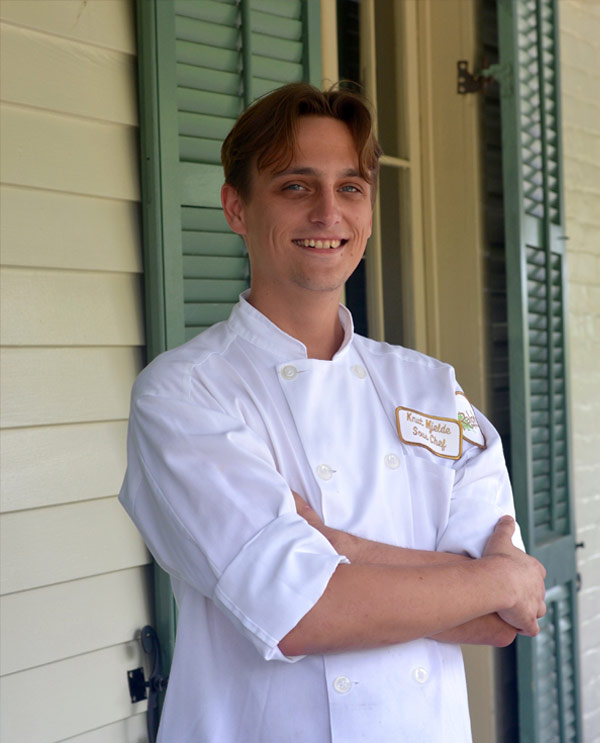 Picture of Executive Sous Chef Knut Mjelde