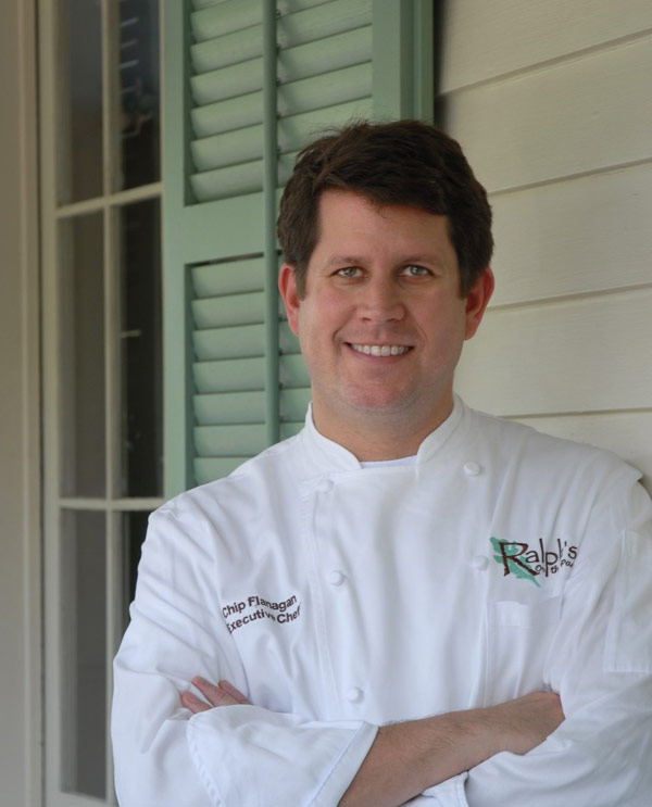 Picture of Chef Chip Flanagan