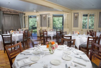 Oak Room - Private Dining Space