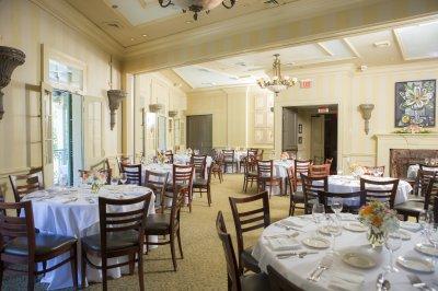 Magnolia Room - Private Dining Space