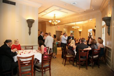 Event in Magnolia Room