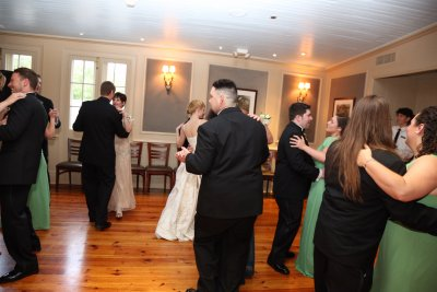Dancing in Oak Room