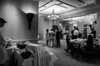 Magnolia Room Private Dining Space
