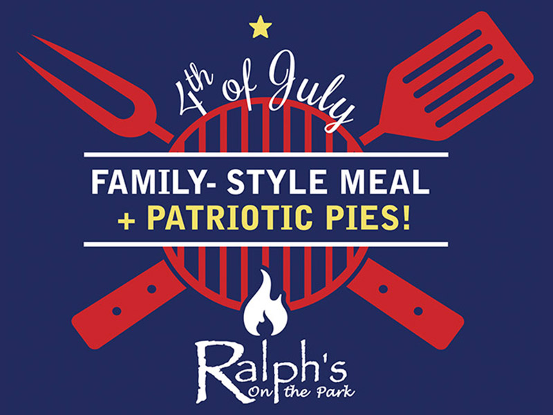 Family-Style Meal + Patriotic Pies! Accompanying Image