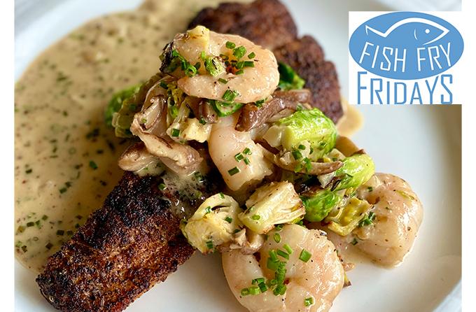 Lent Fish Friday! Accompanying Image