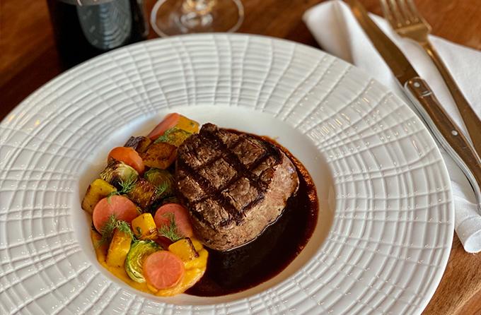 Wednesday Steak Night Accompanying Image